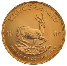 2004 1oz Gold Krugerrand