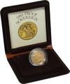 Gold Proof 1981 Sovereign Boxed