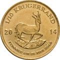 2014 Tenth Ounce Krugerrand