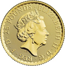 2019 Quarter Ounce Britannia Gold Coins