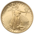 1997 Proof Tenth Ounce Eagle Gold Coin