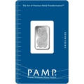 PAMP 5 Gram Silver Bar Minted