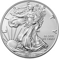 2020 1oz American Eagle Silver Coin