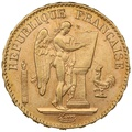 1898 20 French Francs - Guardian Angel - A