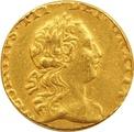 1762 George III Quarter Guinea