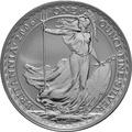 2006 1oz Silver Britannia Coin