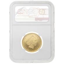 2005 Half Ounce Proof Britannia Gold Coin NGC PF69