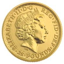 Best Value Quarter Ounce Britannia Gold Coins