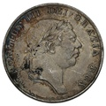 1814 George III Silver Eighteenpence Shilling Bank Token