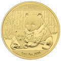 2012 1oz Gold Chinese Panda Coin