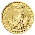 2017 Britannia One Ounce Gold Coin