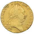 1789 George 3rd Gold Guinea