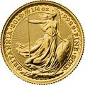 2018 Quarter Ounce Britannia Gold Coins