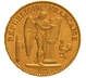 1891 20 French Francs - Guardian Angel - A
