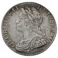 1741 George II Shilling