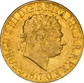 1817 Gold Sovereign - George III NGC VF30