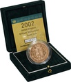 2002 - Gold £5 Brilliant Uncirculated Coin Boxed
