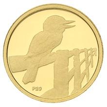 Perth Mint 2009 Australian Kookaburra 20th Edition Gold Proof Coin Set Boxed