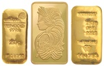 250g Gold Bars Best Value (Brand New)