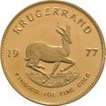 1977 1oz Gold Proof Krugerrand