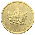 2019 1oz Canadian Maple Gold Coin