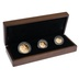 2011 Gold Proof Sovereign Premium Three Coin Set Boxed