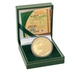 2004 1 Oz Natura Proof Gold Coin Wildcats of Africa Lynx Boxed