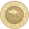 2009 2oz Gold Australian Nugget