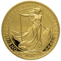 1996 One Ounce Proof Britannia Gold Coin