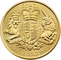 2021 Royal Arms 1oz Gold Coin