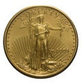2000 Tenth Ounce Eagle Gold Coin