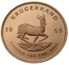 1969 1oz Gold Krugerrand
