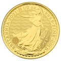 2021 Britannia Half Ounce Gold Coin