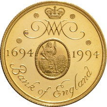 1994 Gold Proof Sovereign Four Coin Set Boxed