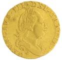 1779 George III Half Guinea Gold Coin