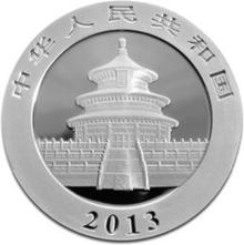 2013 1oz Silver Chinese Panda