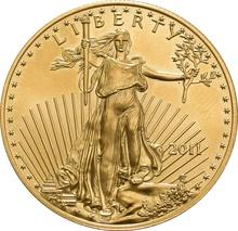 2011 1oz American Eagle Gold Coin
