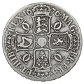 "1676 Charles II Silver Crown ""V.OCTAVO"""