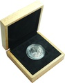 1oz Platinum Coin, The Lion - Queen's Beast 2017 Gift Boxed