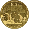 2013 1/4 oz Gold Chinese Panda Coin