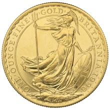 1996 Gold Britannia One Ounce Coin