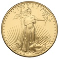 1993 Proof Half Ounce Eagle Gold Coin