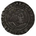 Henry VIII Hammered Silver Groat mm Rose