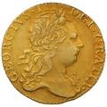 1773 George III Guinea Gold Coin