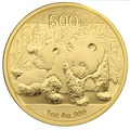 2010 1oz Gold Chinese Panda Coin