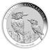 1kg Kilo 2017 Silver Kookaburra Coin