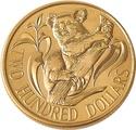 $200 Australian Koala Gold Coin