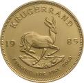 1985 1oz Gold Krugerrand