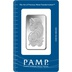 PAMP 1oz Silver Bar Minted