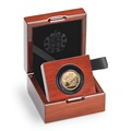 Gold Proof 2015 Sovereign- 4th Portrait Boxed